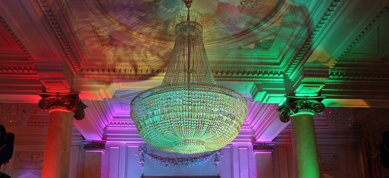 Chandelier-Down-Hall-Country-House-Hotel-Hatfield-Heath-Gay-Wedding-Venue-Hertfordshire-ceremony