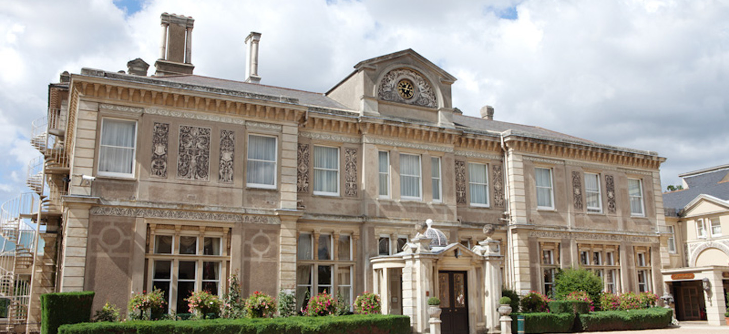 Down-Hall-Country-House-Hotel-Hatfield-Heath-Gay-Wedding-Venue-Hertfordshire-house-front