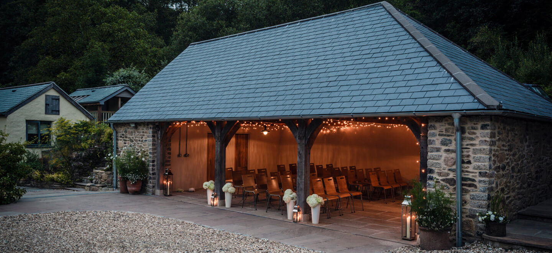 Barn-Wedding-Ceremony-layout-at-Ever-After-country-wedding-venue-Devon-PL19-a-Tavistock-wedding-venue-via-the-Gay-Wedding-Guide