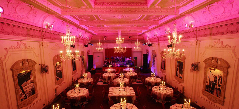 Bush-Hall-Music-London-Gay-Wedding-Venue-W12-Wedding-Venue-London-reception-layout