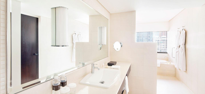 COMO-Bangkok-gay-thailand-gay-travel-honeymoon-at-COMO-Metropolitan-bathroom