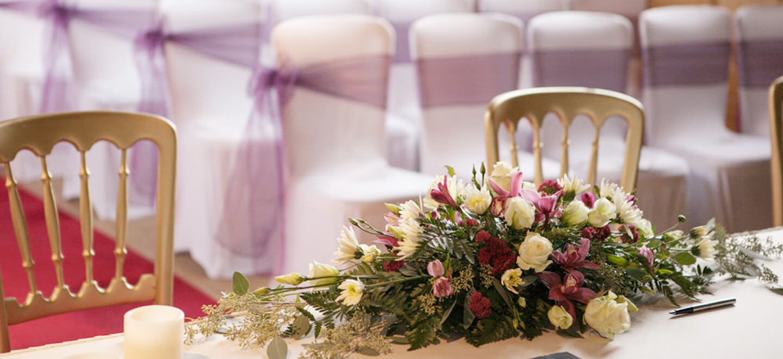 Ceremony-Seating-at-Historic-Building-Wedding-Venue-Ordsall-Hall-a-wedding-venue-in-Salford-via-the-gay-wedding-gudie