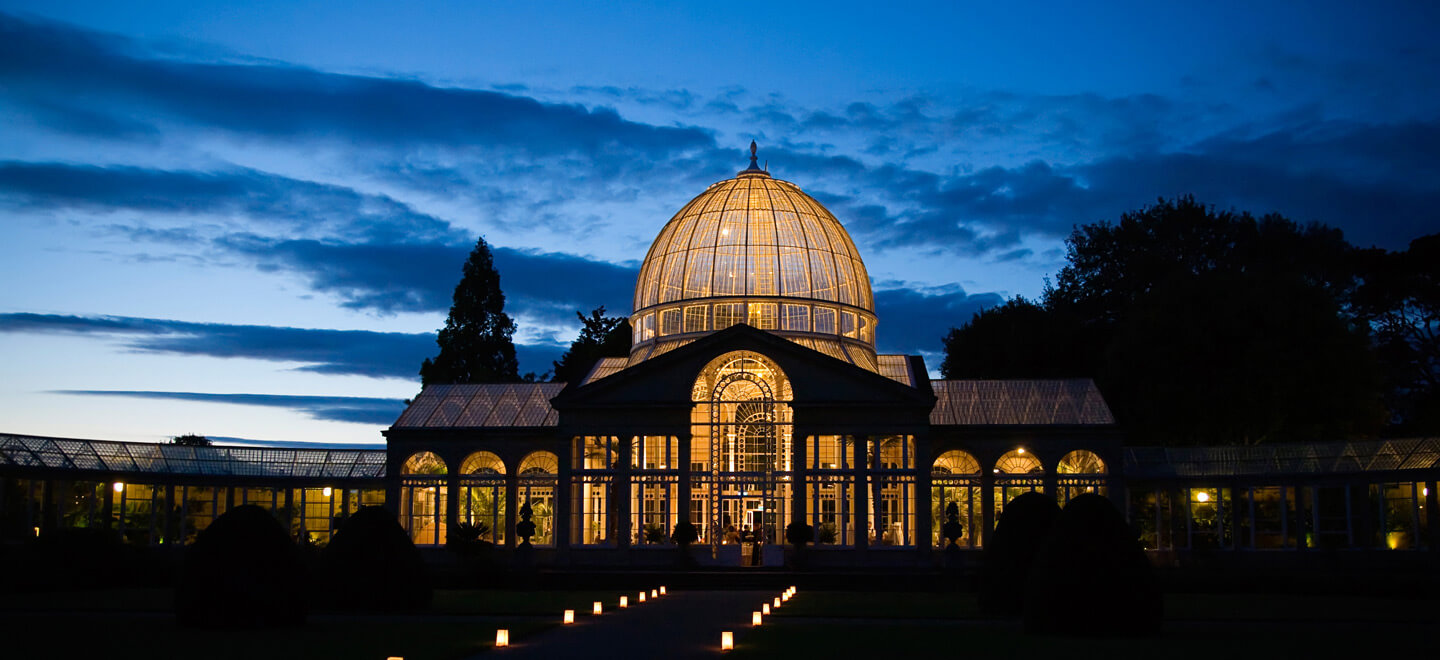 Close-up-of-Dome-at-Syon-Park-a-unique-wedding-venue-in-Middlesex-near-London-featured-on-the-Gay-Wwedding-Guide