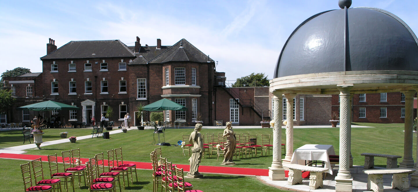 External-Ceremony-West-Retford-Hotel-Nottingham-Wedding-Venue-DN22-via-The-Gay-Wedding-Guide
