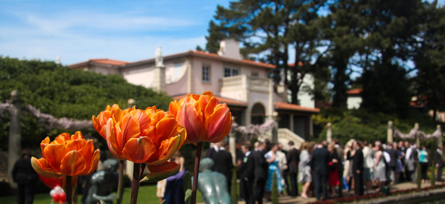Garden-Reception-at-Italian-Villa-Poole-Wedding-Venue-in-Dorset-on-the-Gay-Wedding-Guide-for-Gay-Dorset