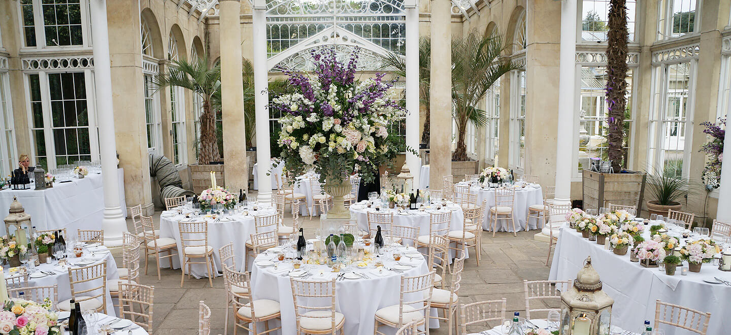 Wedding-reception-at-Syon-Park-a-unique-wedding-venue-in-Middlesex-near-London-featured-on-the-Gay-Wwedding-Guide