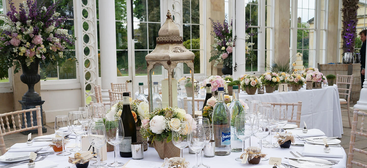 Wedding-table-close-up-at-Syon-Park-a-unique-wedding-venue-in-Middlesex-near-London-featured-on-the-Gay-Wwedding-Guide