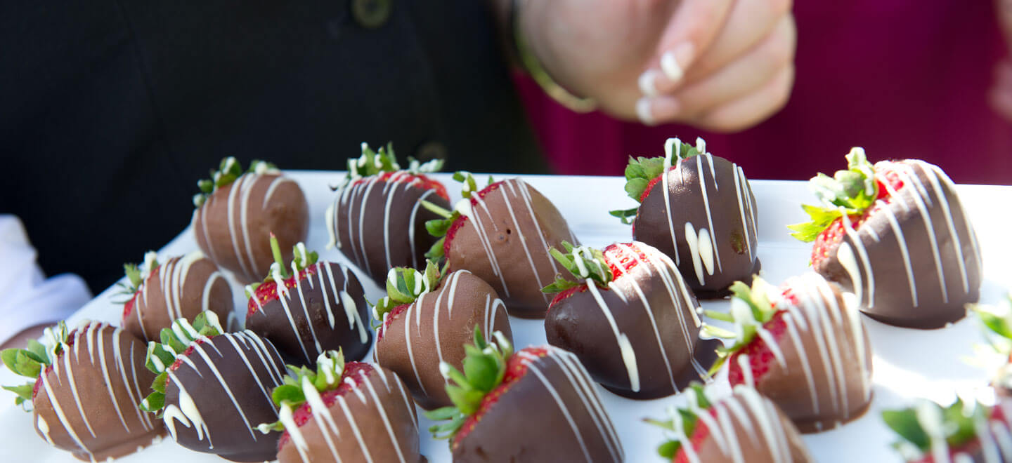 chocolate-dipped-strawberries-Southdowns-Manor-Luxury-Gay-Wedding-Venue-in-Petersfield-GU31