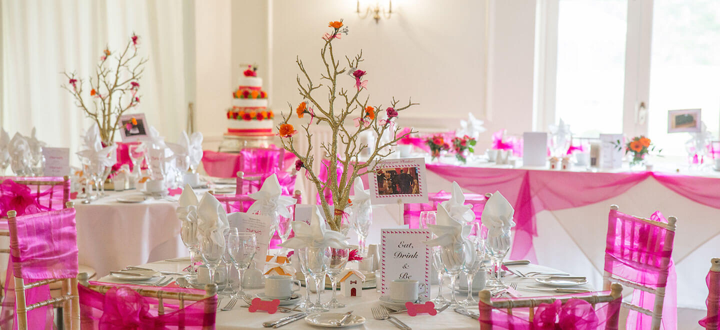 pink-wedding-theme-at-Southdowns-Manor-Luxury-Gay-Wedding-Venue-in-Petersfield-GU31