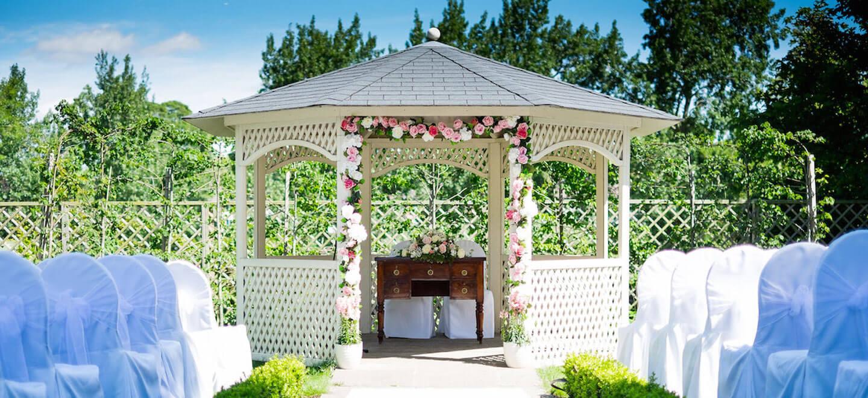 outdoor-wedding-pagoda-at-Warwick-House-luxury-gay-weddiung-venue-in-Warwickshire