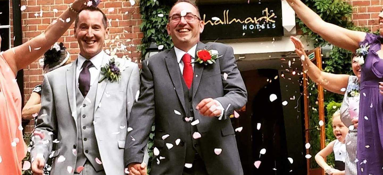 9-Two-Grooms-at-gay-friendly-wedding-venue-Hallmark-Hotel-Derby-Midland-via-The-Gay-Wedding-Guide