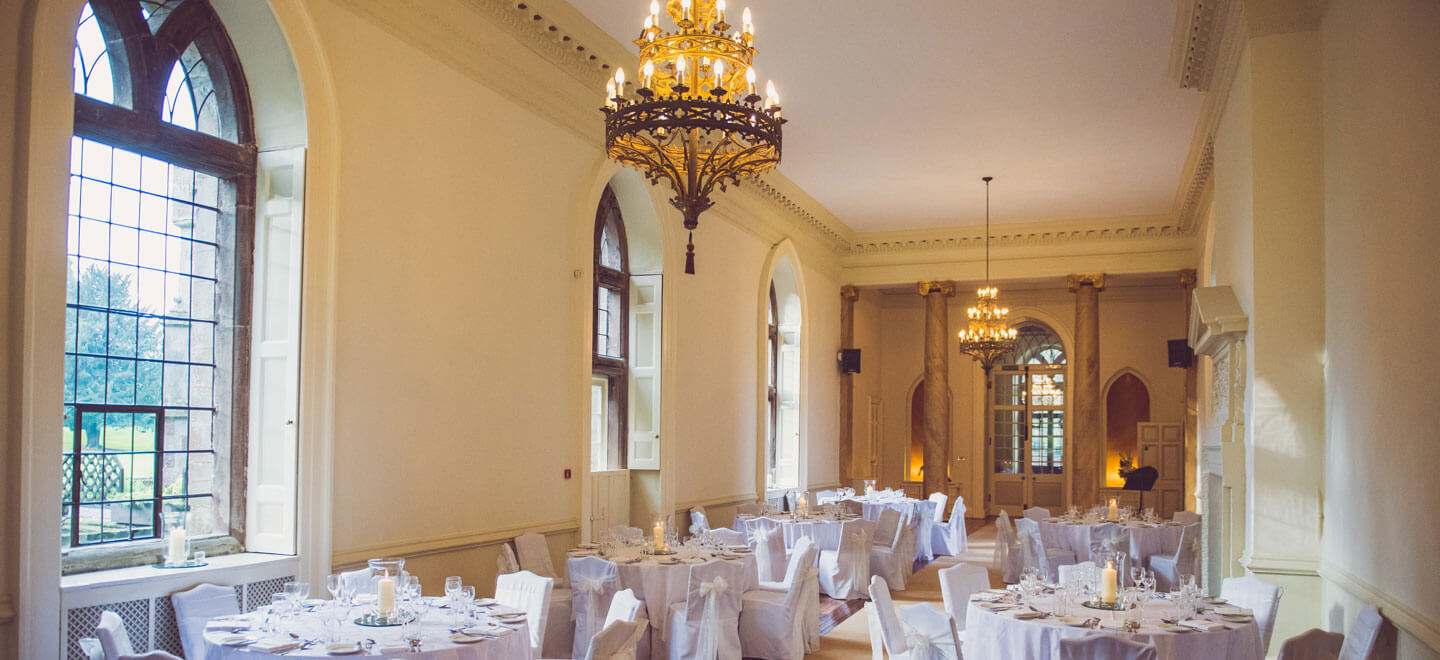 Clearwell-Castle-Ballroom-Wedding-Breakfast-Castle-wedding-Venue-Gloucesershire-via-The-Gay-Wedding-Guide
