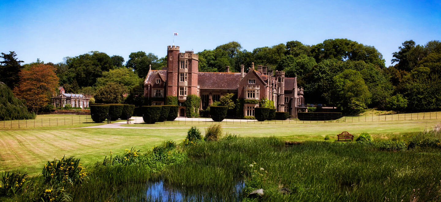 Lake-at-St-Audries-Park-a-country-house-wedding-venue-in-Somerset-via-the-Gay-Wedding-Guide