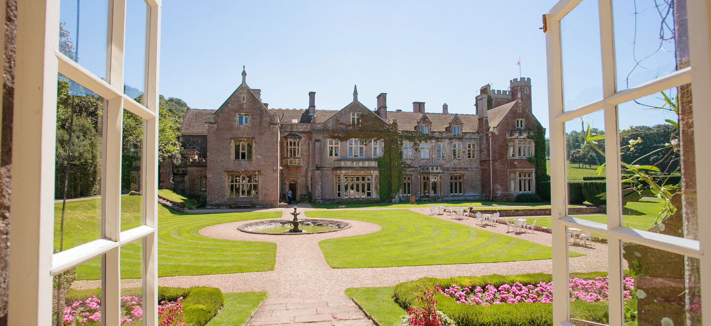 St-Audries-Park-House-from-the-Orangery-a-country-house-wedding-venue-in-Somerset-via-the-Gay-Wedding-Guide