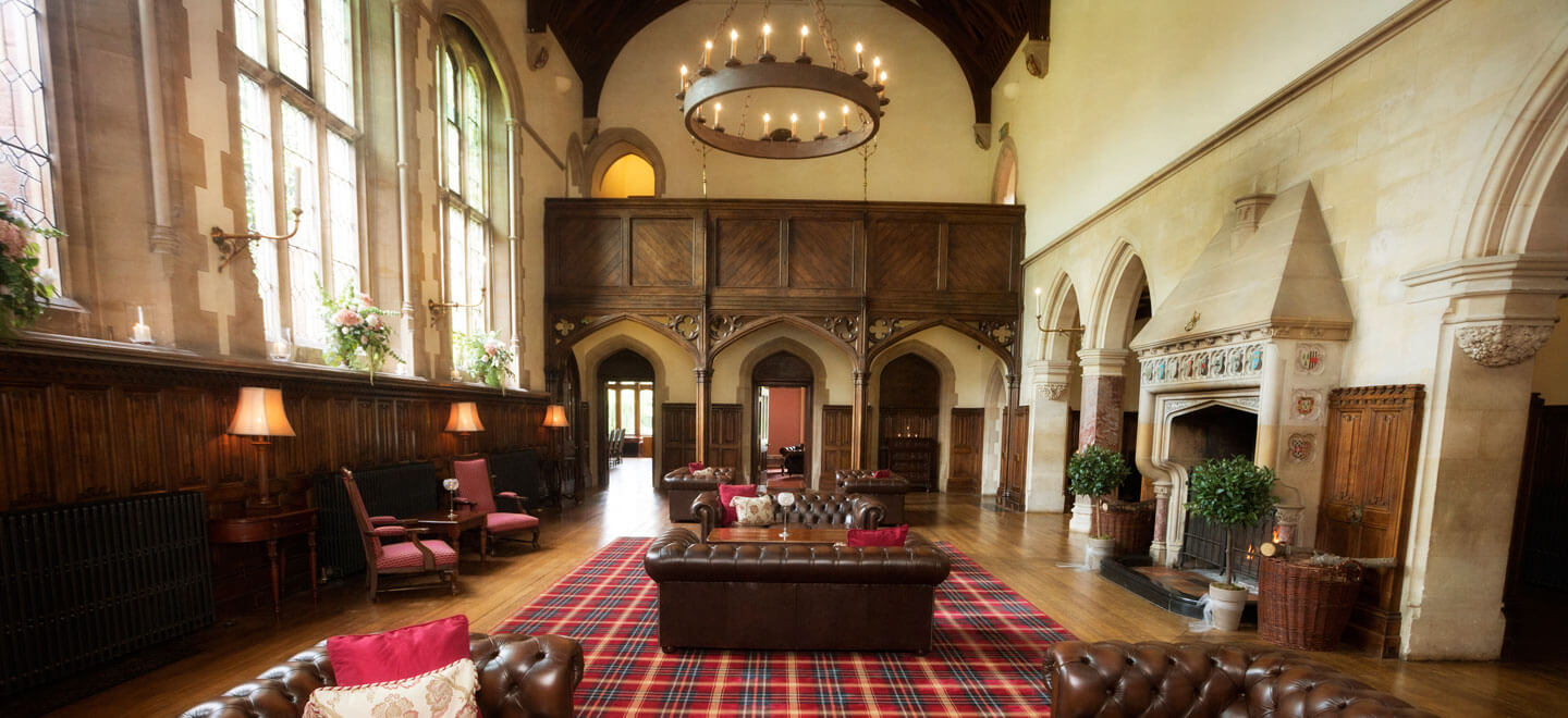 The-Great-Hall-at-St-Audries-Park-a-country-house-wedding-venue-in-Somerset-via-the-Gay-Wedding-Guide