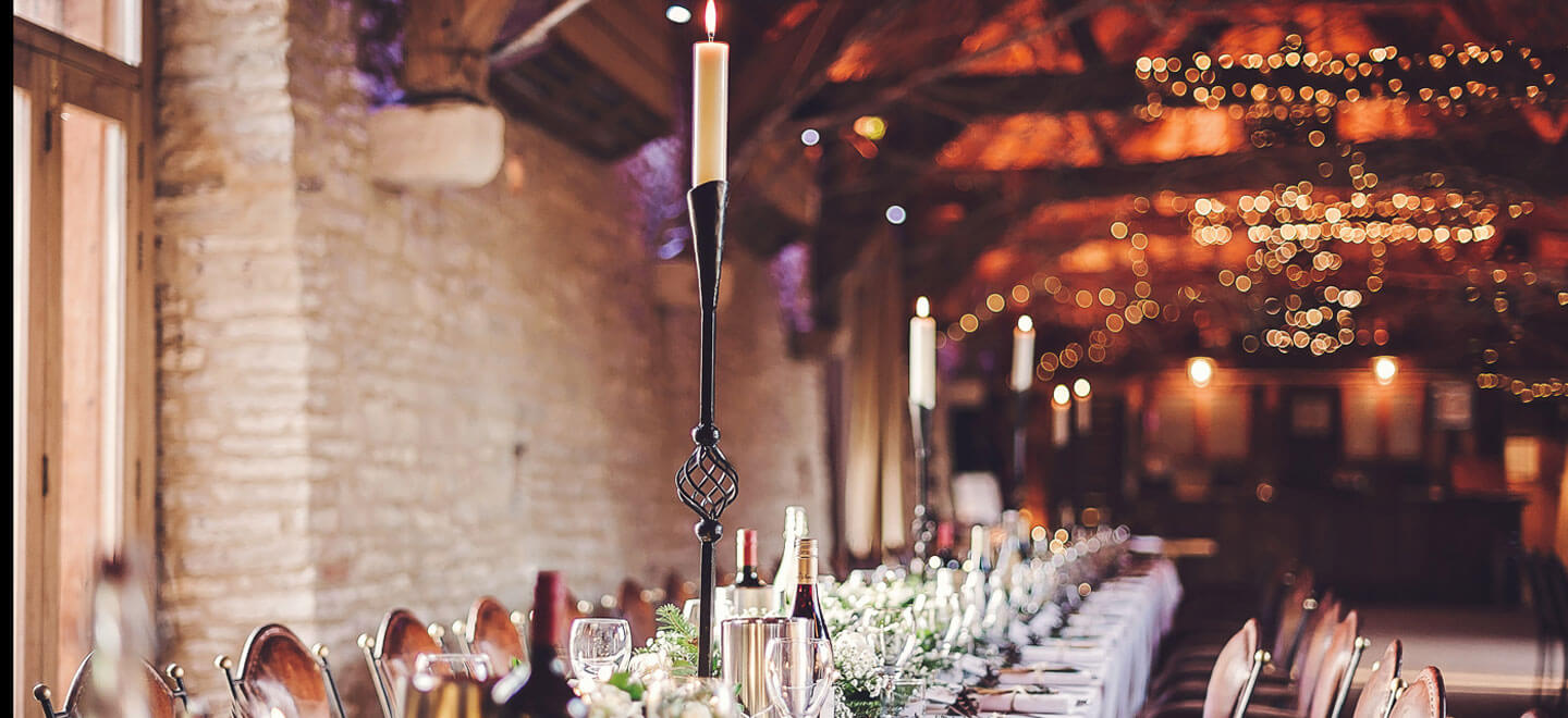 dining-at-Tythe-Barn-Wedding-Venue-Oxfordshirevia-the-Gay-Wedding-Guide