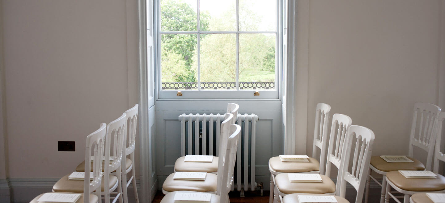 Ceremony-New-River-Room-window-Wedding-at-Clissold-House-Stoke-Newington-Wedding-Venue-N16-via-The-Gay-Wedding-Guide