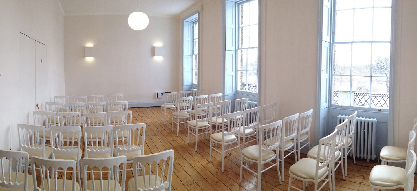 Civil-Wedding-Layout-at-Clissold-House-Stoke-Newington-Wedding-Venue-N16-via-The-Gay-Wedding-Guide