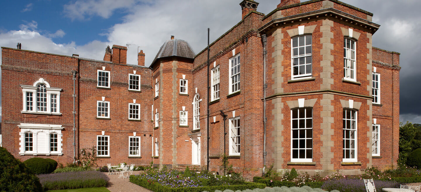 Iscoyd-Park-House-day-external-Shropshire-gay-wedding-venue-via-the-Gay-Wedding-Guide