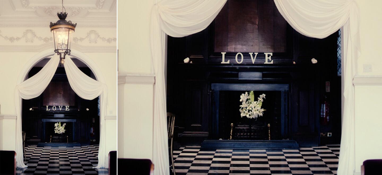 Love-sign-at-TV-wedding-venue-Shepperton-Studios-a-unique-wedding-venue-Berkshire