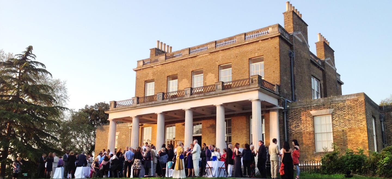 North-London-wedding-venue-Clissold-House-external-Stoke-Newington-Wedding-Venue-N16-via-The-Gay-Wedding-Guide