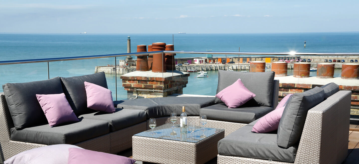 Rooftop-Terrace-at-at-Sands-Hotel-Margate-wedding-venue-a-beach-wedding-venue-featured-on-The-Gay-Wedding-Guide