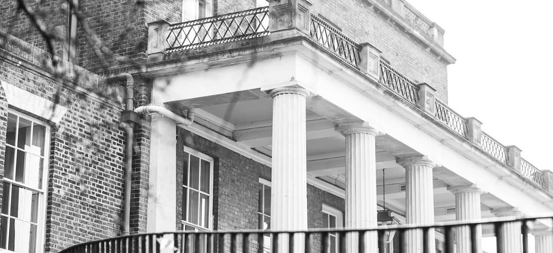 bw-North-London-wedding-venue-Clissold-House-external-Stoke-Newington-Wedding-Venue-N16-via-The-Gay-Wedding-Guide