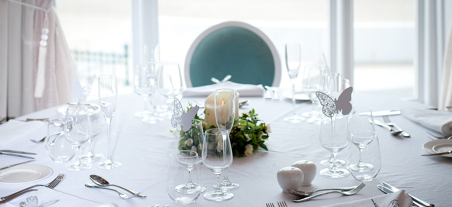 table-decor-at-Sands-Hotel-Margate-wedding-venue-a-beach-wedding-venue-featured-on-The-Gay-Wedding-Guide