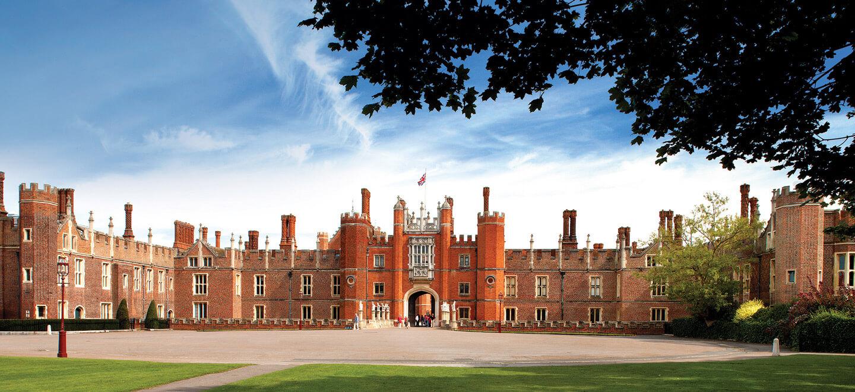 Hampton Court Palace Georgian Palace unique royal wedding venue surrey