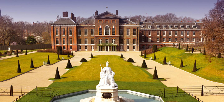 Kensington Palace exterior palace wedding venue via the gay wedding guide