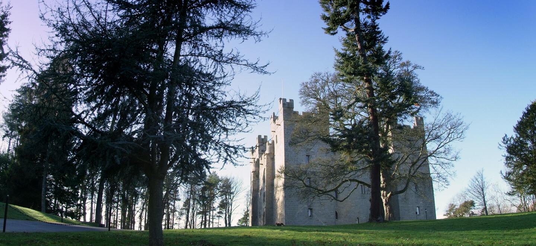 Langley Castle Wedding Northumbria UK via the Gay Wedding Guide 1