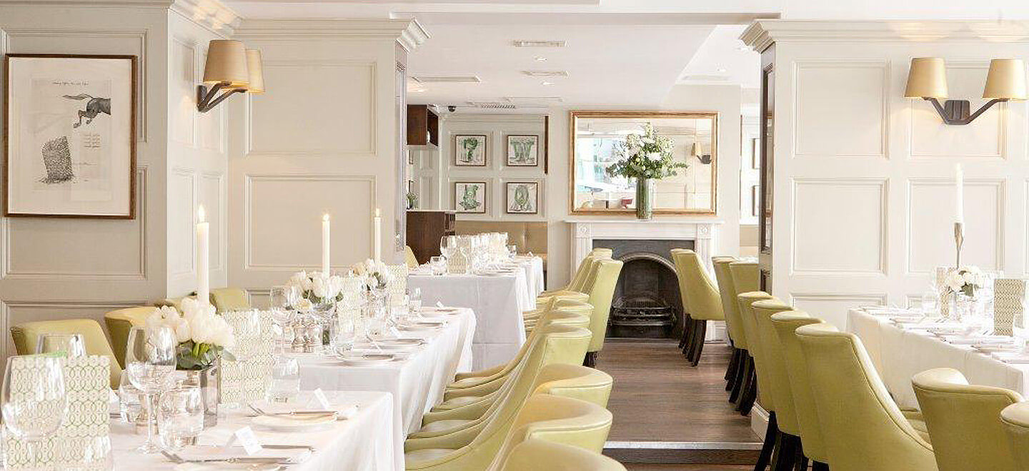 Chiswell Street Gay Wedding Venue EC1 City London Wedding Venue the gay wedding guide city wedding dining layout 3