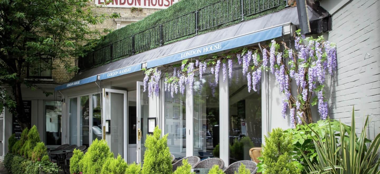 wysteria London House Gordon Ramsay Wedding gay wedding guide 1