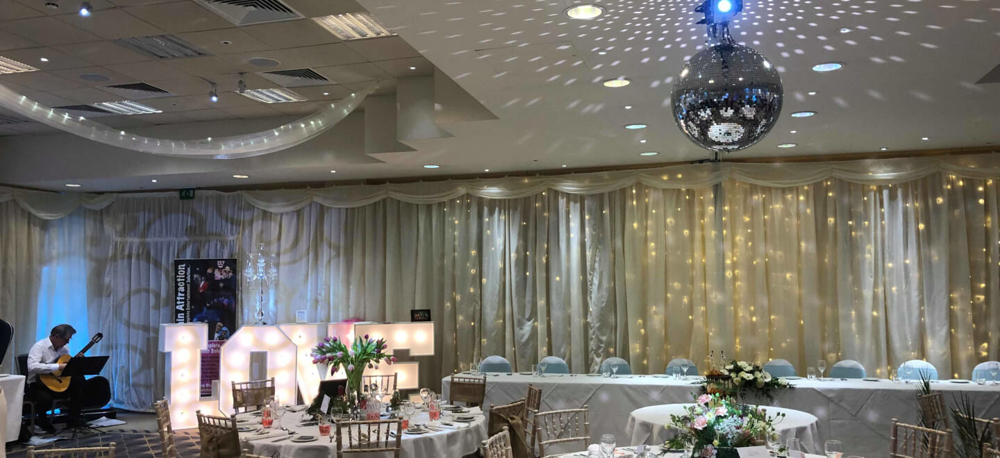 Glitterball at Alexandra House country house wedding wiltshire gay wedding guide 1