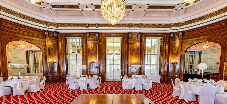 Interior Adelphi Hotel wedding venue Liverpool gay wedding guide 1