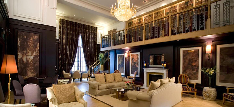 Lounge at Cavendish Hotel wedding venue Eastbourne Gay Wedding Guide 1