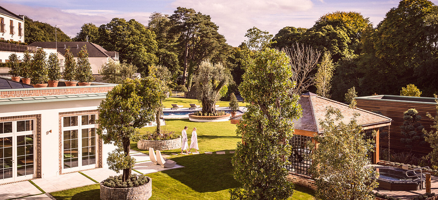 Thermal Village at Galgorm Spa nothern ireland country house wedding venue gay wedding guide 1