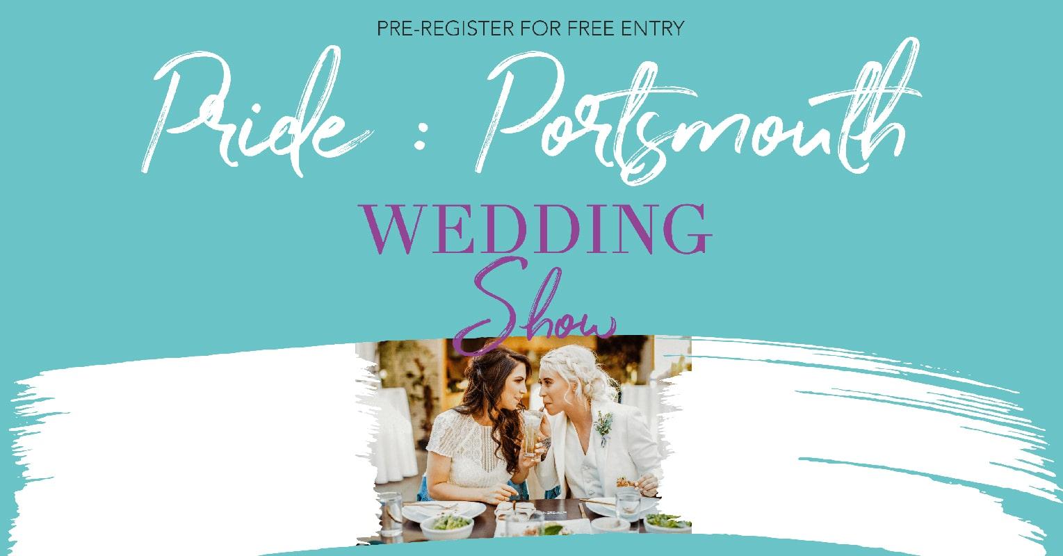 pride dorset portsmouth wedding show banner min 1