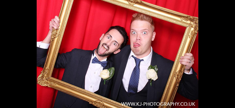 21 Jake and Ryan gay wedding at Stanneylands Hotel Cheshire copyright KJ Photography 4
