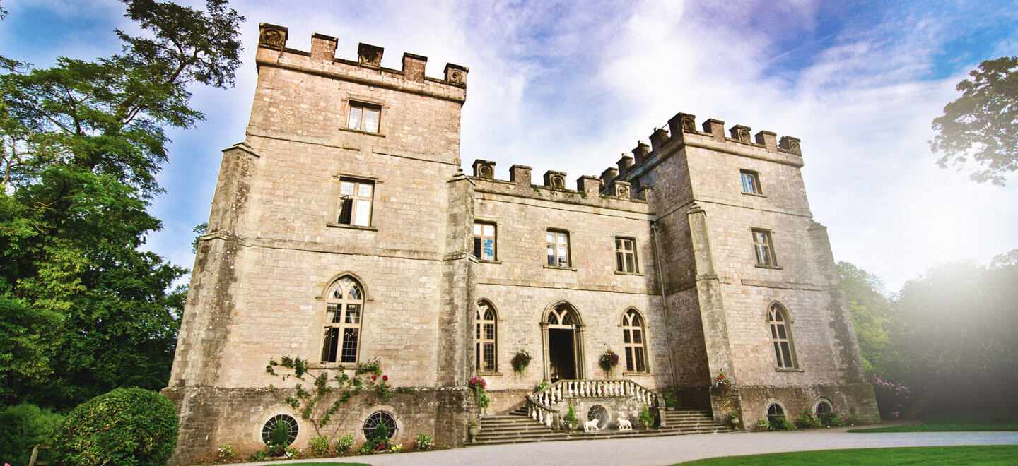 Clearwell Castle Castle wedding Venue Gloucesershire via The Gay Wedding Guide 9