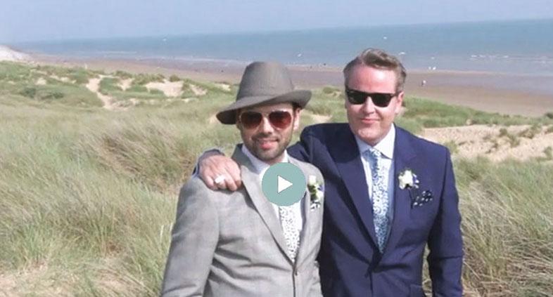 Jon and Robs beach wedding 6