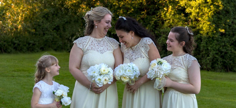 lesbian brides at their wedding image copyright Just Big Smiles norfolk photographer gay wedding guide 6